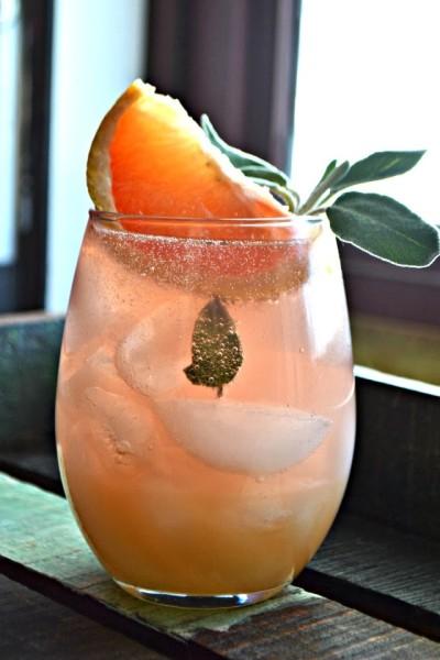 mimosa-grapefruit