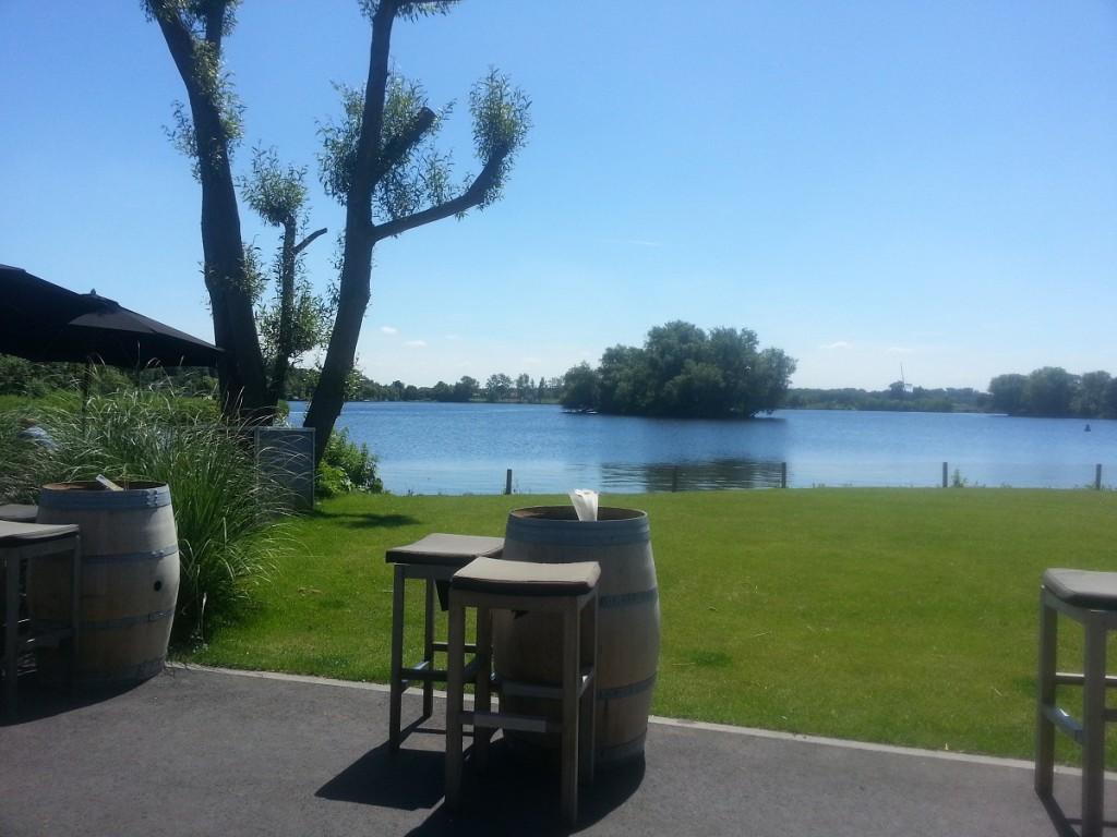 Talks & Treasures - Terrassen aan het water Rotterdam Wijnbar Mendoza