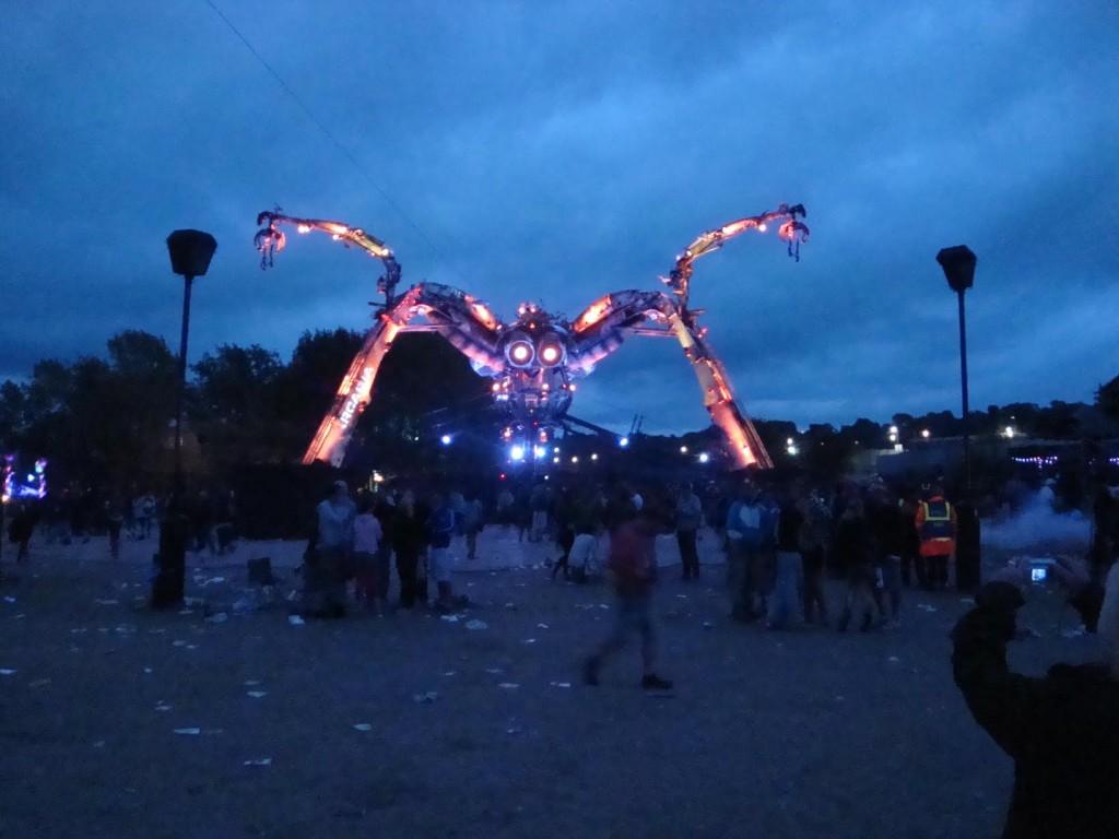 GF - spider