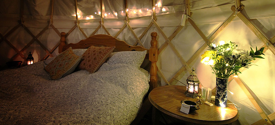 Mongolian-Yurt-Interior