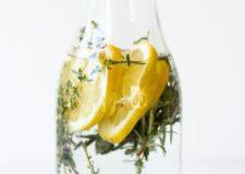 Lekker water drinken? Maak infused water!