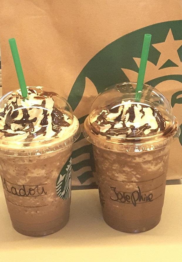 Brugklas & Starbucks magie