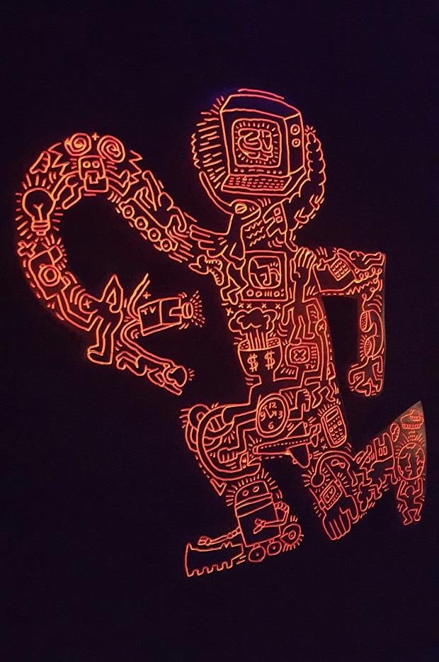 Talks & Treasures - Keith Haring Kunsthal-01