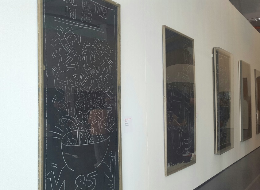 Talks & Treasures - Keith Haring Kunsthal-05
