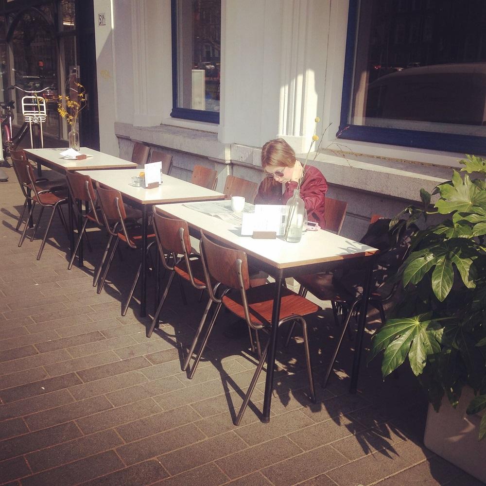 Talks & Treasures - terrassen met zon 1