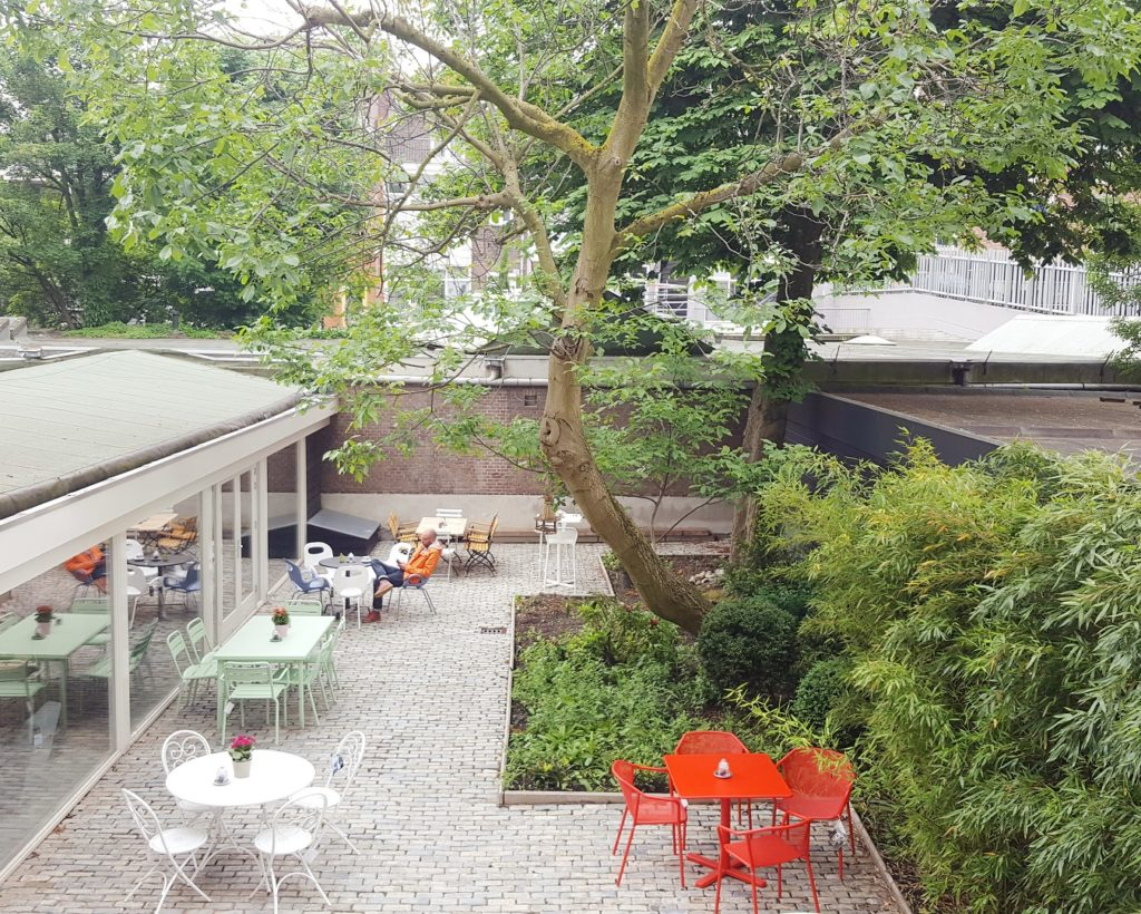 Talks & Treasures - Restaurants met tuin in Rotterdam