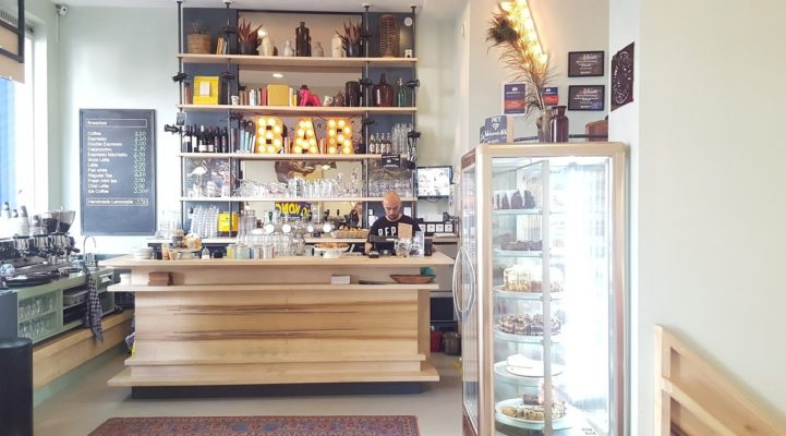 Talks & Treasures - Waar eet je met tieners in Rotterdam