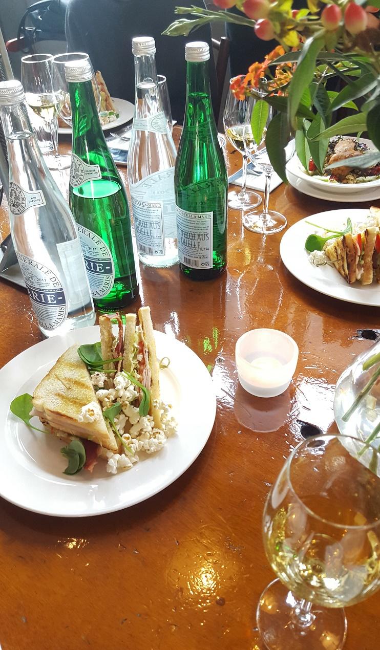 Talks & Treasures - Voor de haard bij Brasserie Nieuw Noord