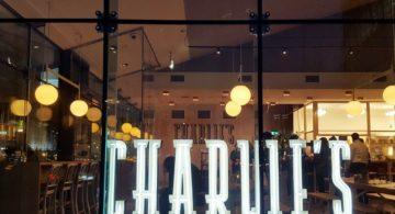 Talks & Treasures - Charlie's Rotterdam op Schouwburgplein