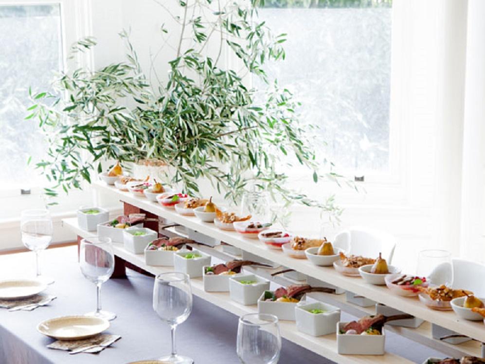 Talks & Treasures- Feestjes & food - 10x inspiratie om het simpel te houden