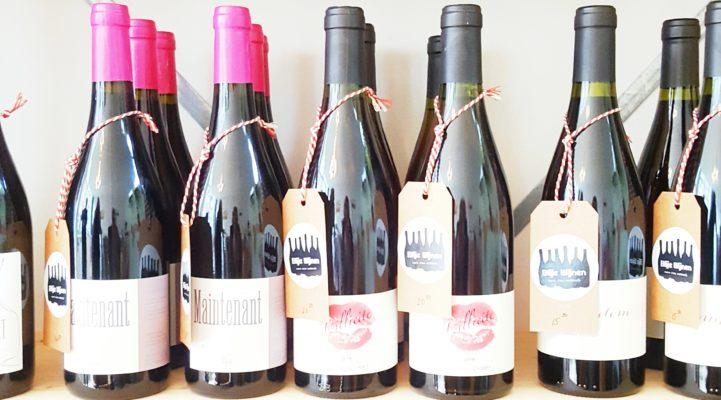 Talks & Treasures - Blije Wijnen -goed nieuws over natuurlijke wijn 5