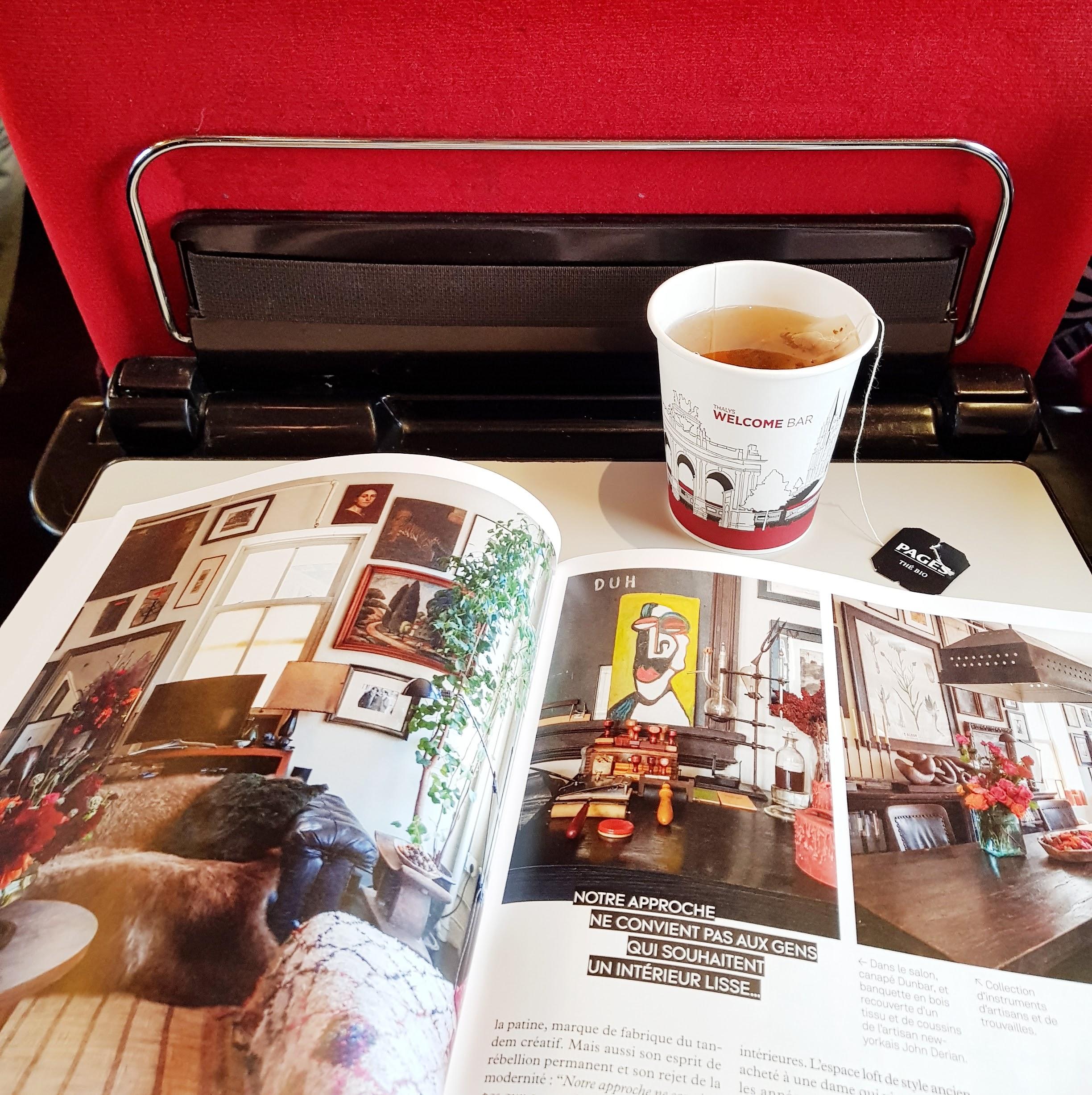 Talks & Treasures - Familietripje Thalys - onbezorgd naar Parijs --1