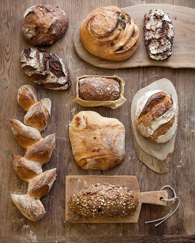 Talks & Treasures - 9x knapperig brood en taarten van bakkers in Rotterdam