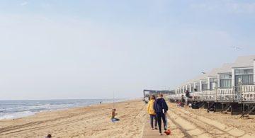 Talks & Treasures - Strandhuisje - slapen en wakker worden met de golven 1