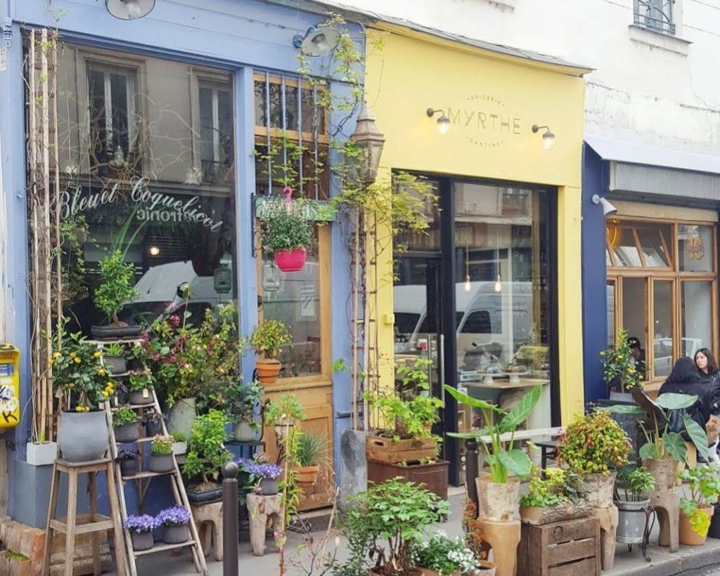Canal Saint Martin: local hotspots in het 10e van Parijs