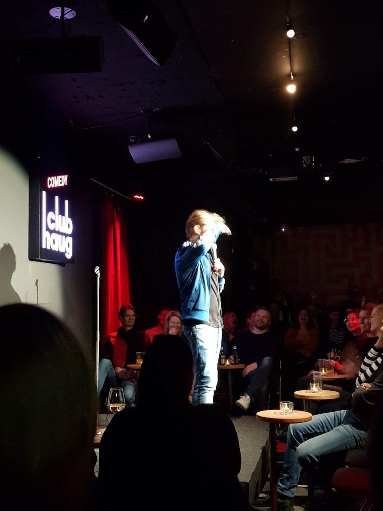New in town & Win: tickets voor Comedy Club Haug!