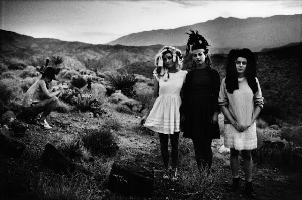Corbijn- The Slits