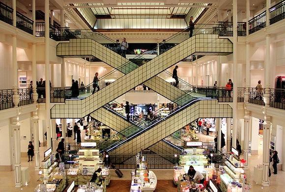 Dagje Parijs: éven heen en weer om te shoppen!