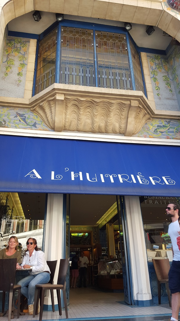 A l'Huitriere