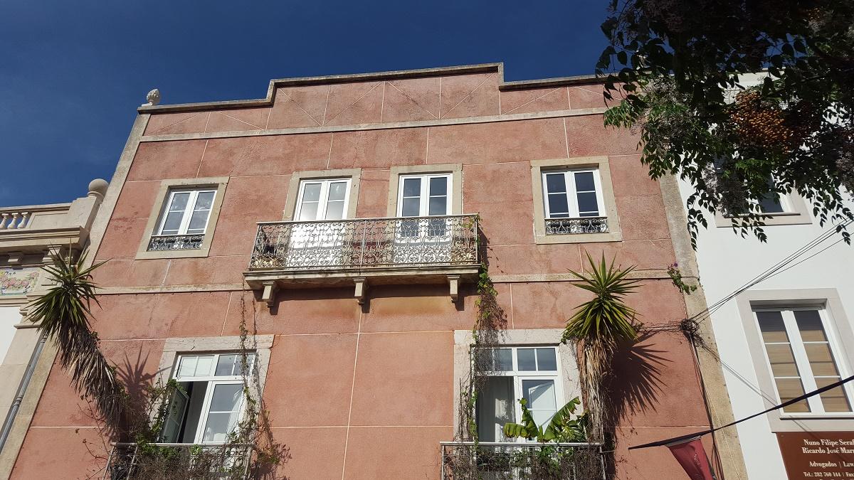 Palm balkon