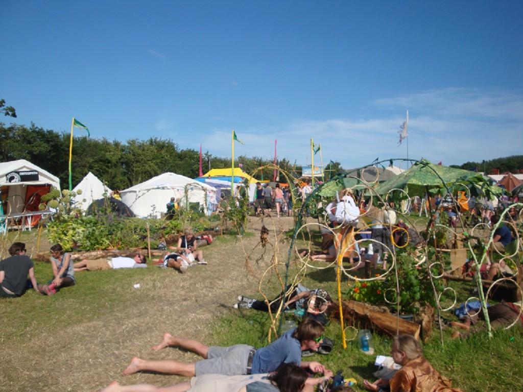 Glastonbury Festival: bijzonder en magisch