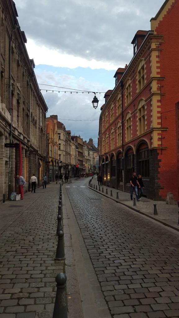Rue Saint André schemer