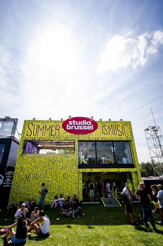 Studio Brussel Rock Werchter