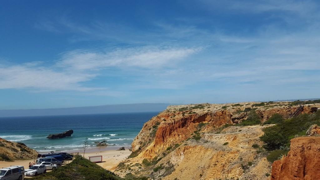 Algarve deel II: verborgen plekken om te eten, zien en zwemmen