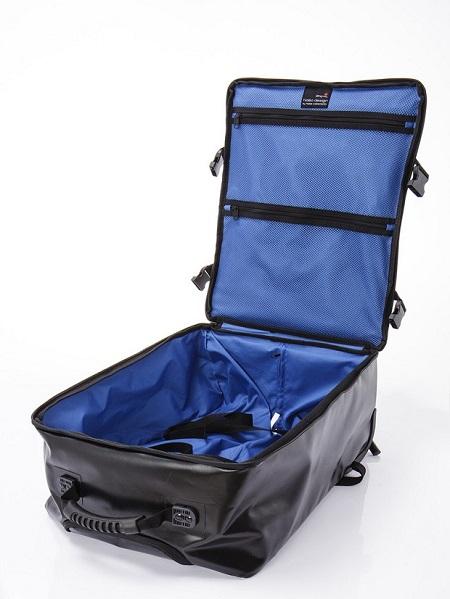 De koffer induiken of een tas vol spullen?