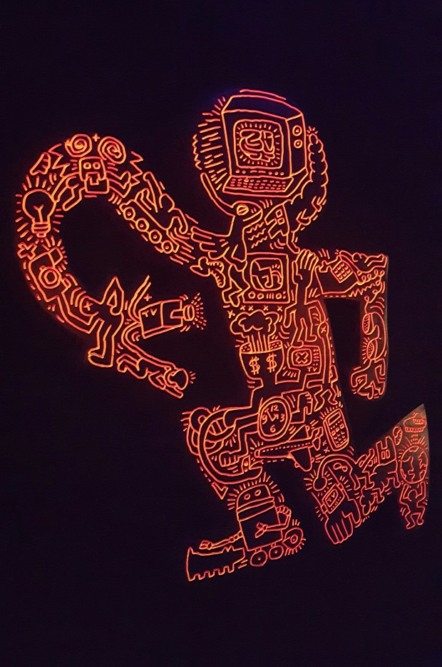 Talks & Treasures - Keith Haring Kunsthal-01