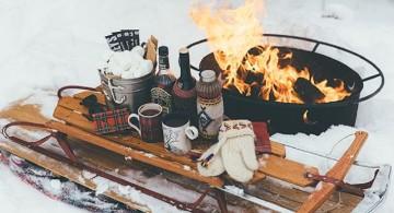 Talks & Treasures - Winter BBQ