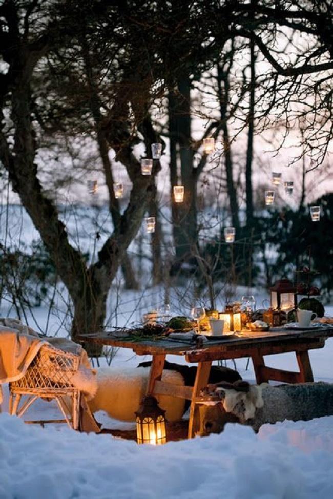 Talks & Treasures - Winter Sneeuw