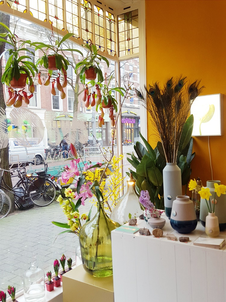 Talks & Treasures - NIChE Flowershop