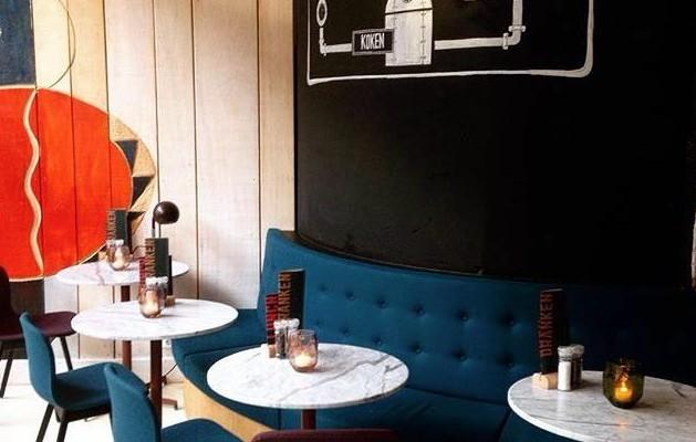 Talks & Treasures - THOMS Rotterdam - beeld Ron Weil