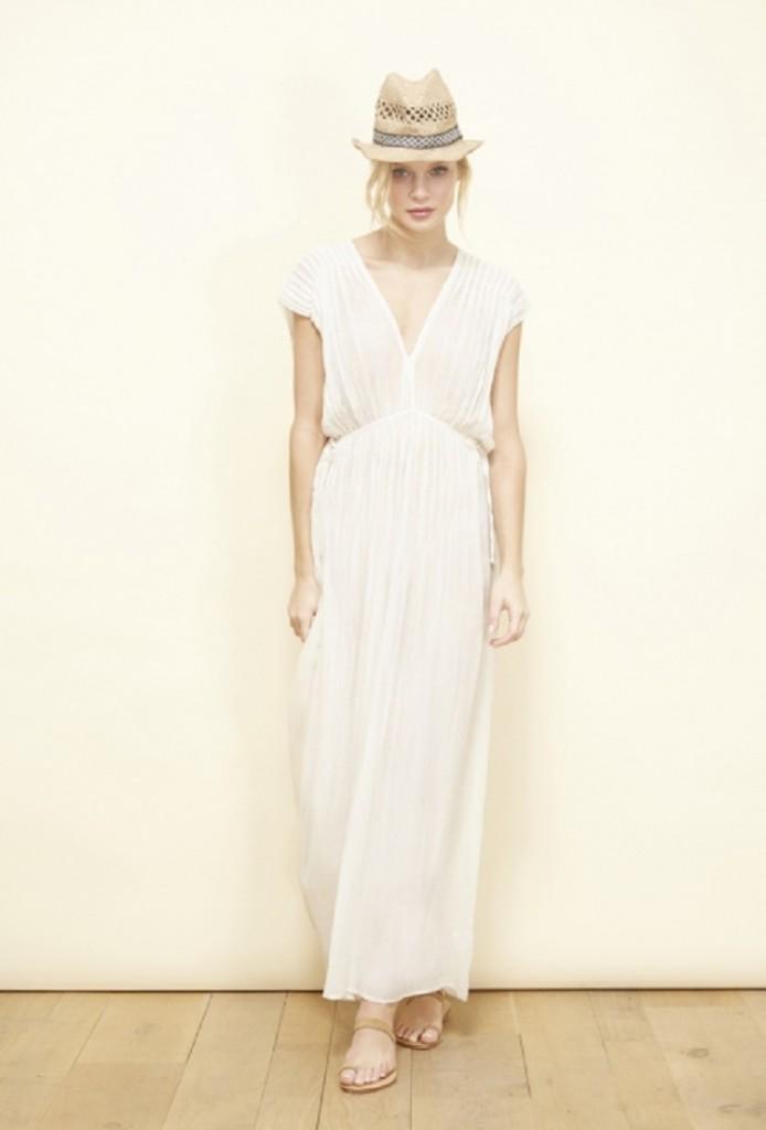 Talks & Treasures - Kaftans & Kimono - mes-demoiselles-kaftan white