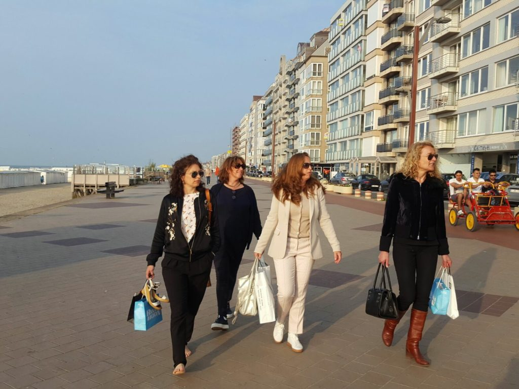 Talks & Treasures - Knokke: hotspots aan zee?