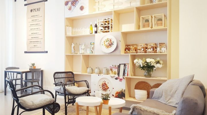 Talks & Treasures - KEET's café nieuw menu en interieur