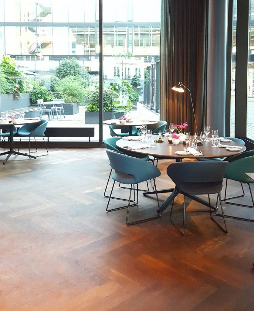Restaurant Fitzgerald: romantisch en bijzonder lekker
