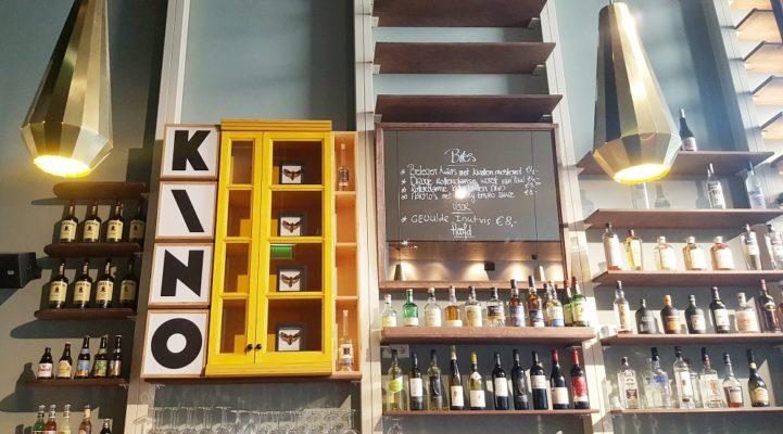 Talks & Treasures- KINO Rotterdam-Oase voor film en food