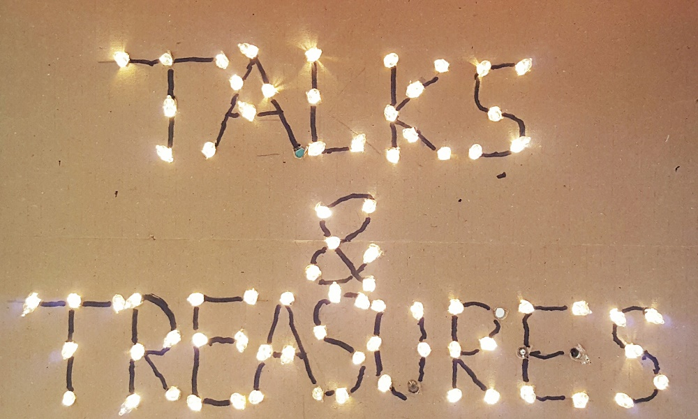 Talks & Treasures - kerstmood en familiekiekjes