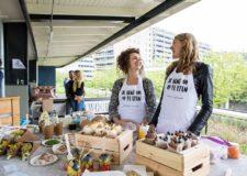 Talks & Treasures - Buiten spelem bij Hofbogen het dak er af!