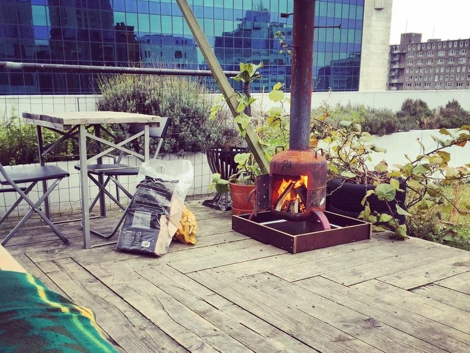 Winter-update: de beste rooftop bars in Rotterdam