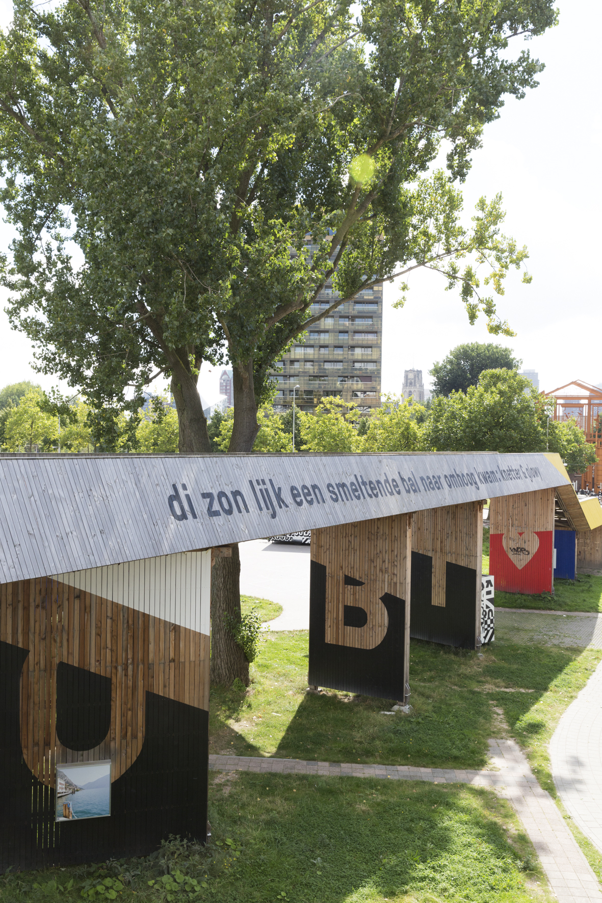 Talks & Treasures Rotterdam tour guide - 25 hotspots en mooie plekken