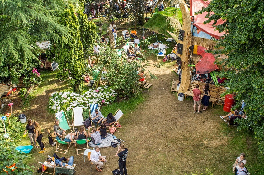 Talks & Trteasures - 6x Zomer in Rotterdam