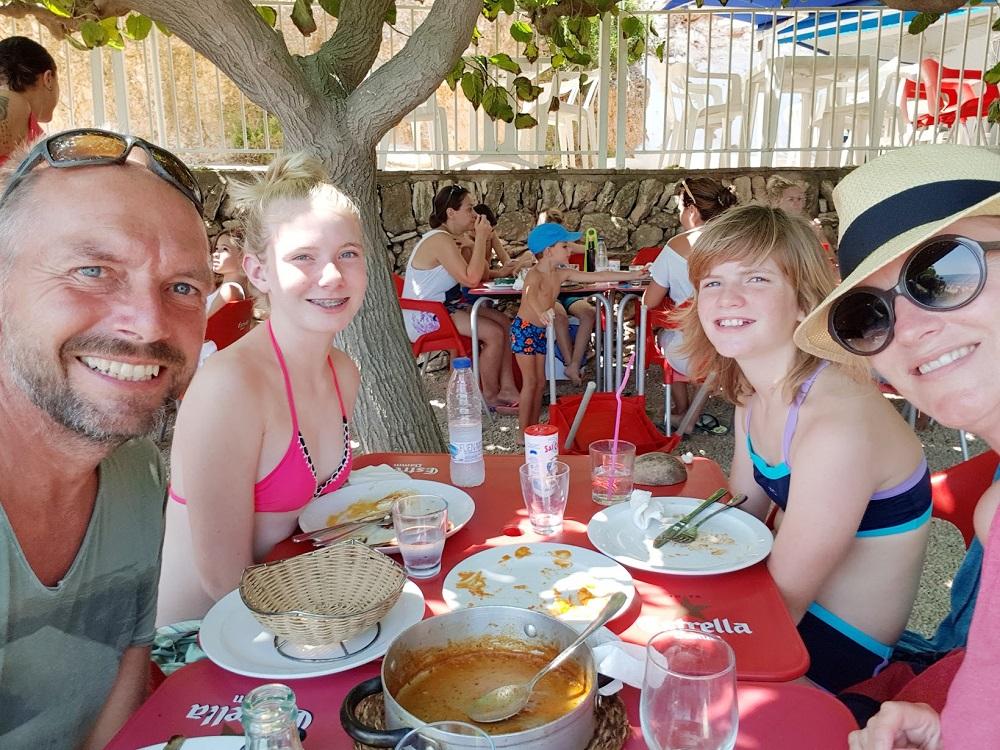 Talks & treasures - Vakantiefoto's op de allerlaatste vakantiedag
