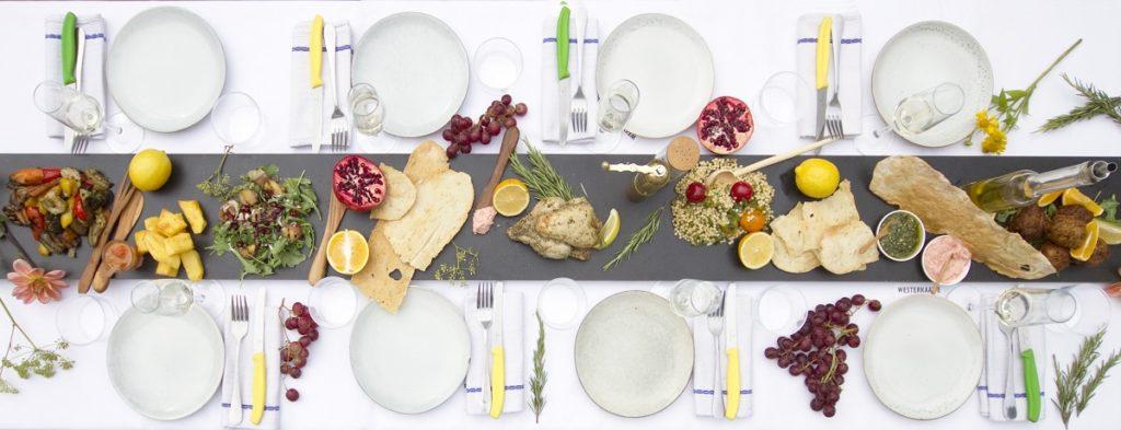Maak kans op diner voor twee bij Dinnerparty Westerkaatje