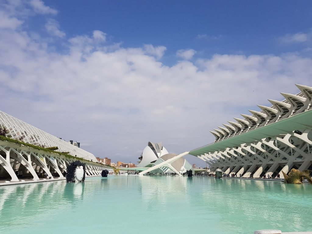 Stedentrip Valencia: opwarmen in de winter