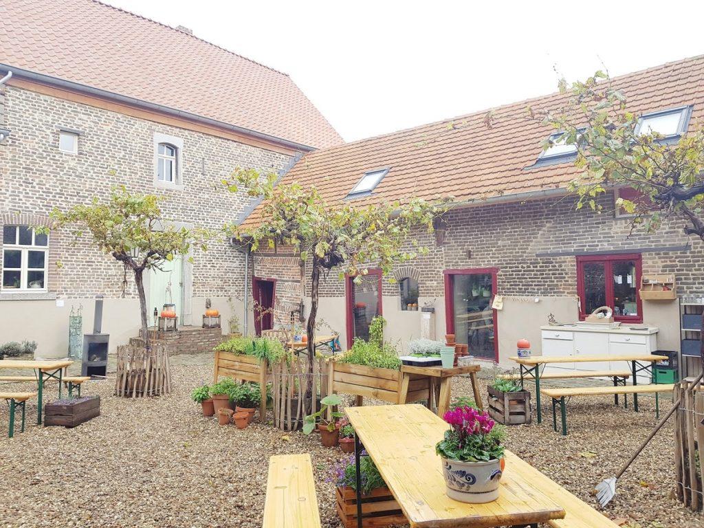 Schaftlokaal de Naamse Steen in Limburg