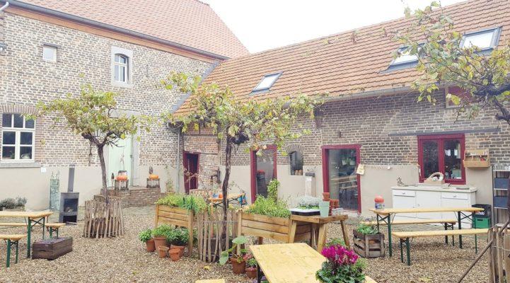 Talks & Treasures - de Naamse Steen in Limburg