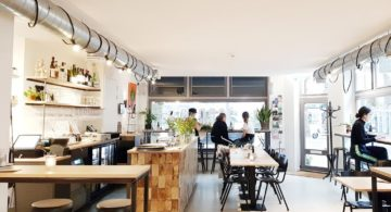 Talks & Treasures - Restaurant Jordy's Rotterdam in Kralingen
